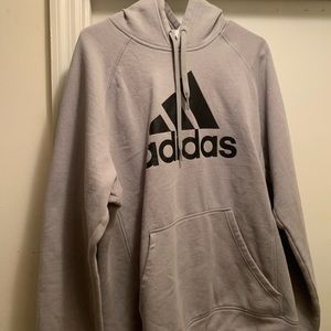 Men's Adidas hoodie size L